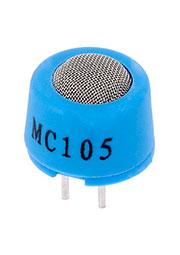 MC105, каталитический датч на метан 1-100%LEL