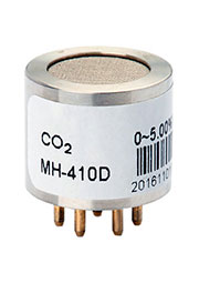 MH-410D, ИК модуль концентрации CO2 10000ppm ШИМ, UART. I2C