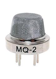 MQ-2, полупроводниковый датчик горючих газов, дыма