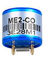 ME2-CO, электрохимический датчик угарного газа CO с сертификатом UL с контактам и крепежом
