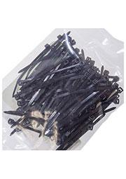 КСС 3*60 (ч), Стяжки нейлоновые черные с УФ защитой (100 шт)