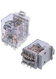 RUC-2012-VA-1220-L, Реле электромагнитное, 2 CO, Uобмотки 220ВDC, 16A/250ВAC