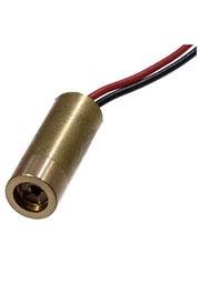LM9R-dot-5V, лазерный модуль точка красная 9мм 5В 650нм 5мВт