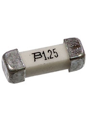 B1250T, SMT предохранитель 600В 1.25A 3.05х9.65мм