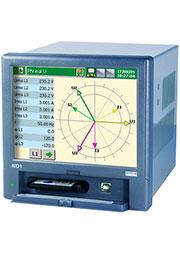 ND1 2200E1, Анализатор параметров 3 фазной сети