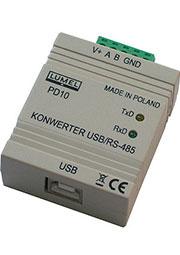 PD10 108, Преобразователь интерфейса USB/RS486