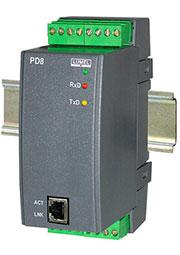 PD51A2008, Преобразователь/повторитель