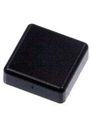 KTSC-21K, колпачок для кнопки L=12, чер