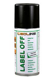 LABEL-OFF SOLINS 200мл, очиститель аэрозоль