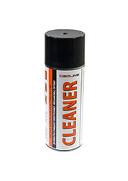 CLEANER 400мл, спиртовой очиститель аэрозоль