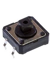 KAN1210-0731B-2242 (аналог 1437565-5), (FSM103), Кнопка тактовая h=7.3 мм SPST tactile switch, H: 7.