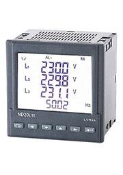 ND20LITE 22100E0, Анализатор параметров 3 фазной сети