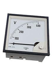 EA19N E61400000008, вольтметр 400В 96х96мм (ABB VLM-2-400/96)