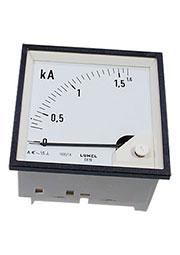 EA19N E36600000008, амперметр 1.6kA 1600/1  (ABB AMT2-A2/96)