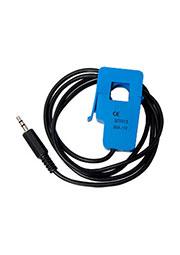 SCT-013-30, разъемный датчик тока +/-30А, 13х13мм, кабель со штекером 3,5мм