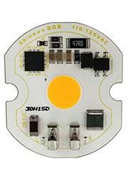 MDF-4437-300-H-H10D-F21B, LED модуль 3000К, 1100лм, 10Вт, CRI80
