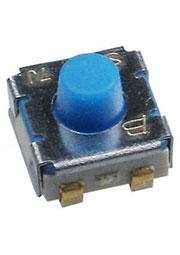 KAN4541-0381B, тактовая кнопка 4.5x4.5мм (IT-1109S-160G-G)