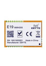 E19-868M20S, Модуль Lora, SPI, 20dBm, 868MHz