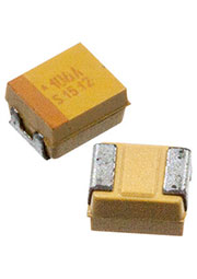 Tantalum cap 10V-10uF+-20%, танталовый SMD конденсатор