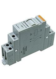 22.22.8.230.4000, Модульный контактор; 2NO 20А; контакты AgSnO2; катушка 230В АС; ширина 17.5мм; сте