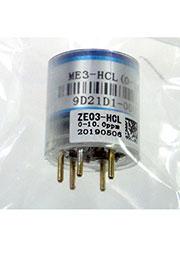 ZE03-HCL, электрохимический датчик пары соляной кислоты HCl (промышленный)