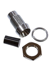 MLH-5-2, держатель для светодиода 5мм, металл