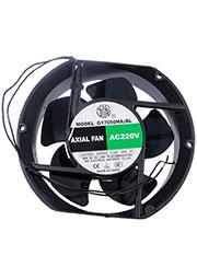 G17050HA2BL-5P, вентилятор 220В 172х150х50мм 5 лоп. провод. выводы (аналогJA1751H2BL)