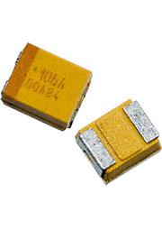 TAJB106M010RNJ, танталовый SMD конденсатор 10мкФ 10В размер В 20% 3.5х2.8х1.9мм