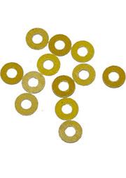 Шайба изоляционная М2.5 х 0.5, стеклотекстолит упак.50шт