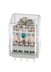 R15-2014-23-1024-KLD, Реле 24VDC 4 Form C 250VAC/10А