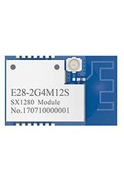 E28-2G4M12S, Module LoRa spread spectrum,FLRC; SPI; 2.4G; 12,5; 3; 0.125M~2M; 14*25