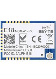 E18-MS1PA1-IPX, модуль ZigBee, CC2530, 2.4GHz, I/O,  1 км