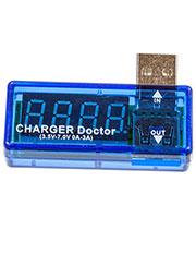 USB тестер, вольтметр и амперметр