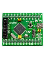 Core103V, Отладочная плата на базе STM32F103VET6 (Cortex-M3), I/O, JTAG/SWD