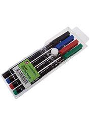 Colorflex, набор фломастеров маркировочных для кабельных бирок