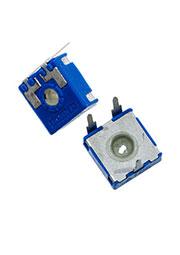CA9PV10-10KA2020, резистор подстроечный 10 кОм 0.15Вт (CA9V 10K 20%)