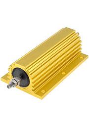 1-1630027-5, Резистор: проволочный; с радиатором; винтами; 47Ом; 300Вт;  5%