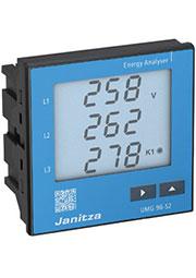 5234001, UMG 96-S2 90-265V, Анализатор качества электроэнергии