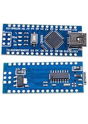 Arduino Nano V3.0, программируемый контроллер ATmega328 с USB кабелем