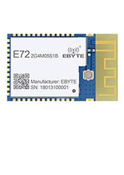 E72-2G4M05S1B, модуль BLE 4.2, CC2640, 2.4GHz, I/O, 0.5 км