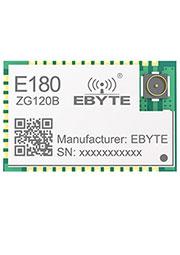 E180-ZG120B, модуль ZigBee 3.0, EFR32, 2.4GHz, UART,  1.3 км
