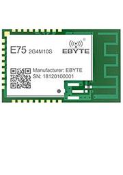 E75-2G4M10S, модуль ZigBee, JN5169, 2.4GHz, SPI, 0.5 км