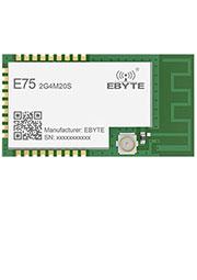 E75-2G4M20S, модуль ZigBee, JN5168, 2.4GHz, SPI, 1 км