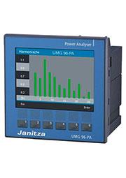 5232001 UMG 96-PA, 90-277 V, Анализатор параметров электроэнергии