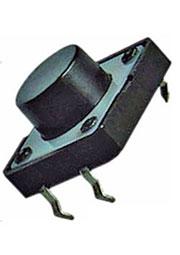 KAN1211-0801B,  Кнопка тактовая 12x12x8 мм