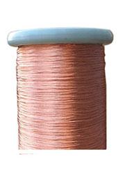 Litz wire 120*0,1, литцендрат провод для ВЧ трансформаторов 1м
