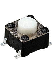 IT-1102WJ8-160G-G, кнопка тактовая 6х6 SMD h=16мм