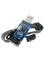 LC-01 USBASP, AVR программатор STK500 с кабелем