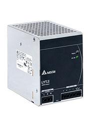 DRL-24V480W1AA, Источник питания DIN-рейка 24В 1-Фазный 480Вт / 24В