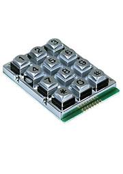 АК-207-N-SSB-WP-MM, клавиатура